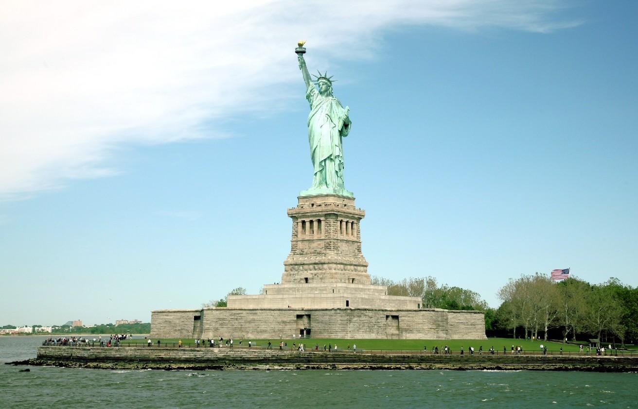 纽约风景美图